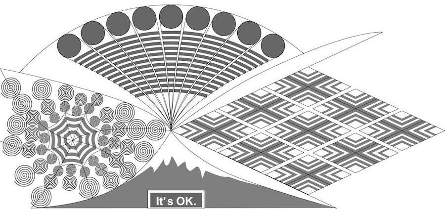 Its OK.(イッツオーケー) 作例 2021 sekkeizu 1