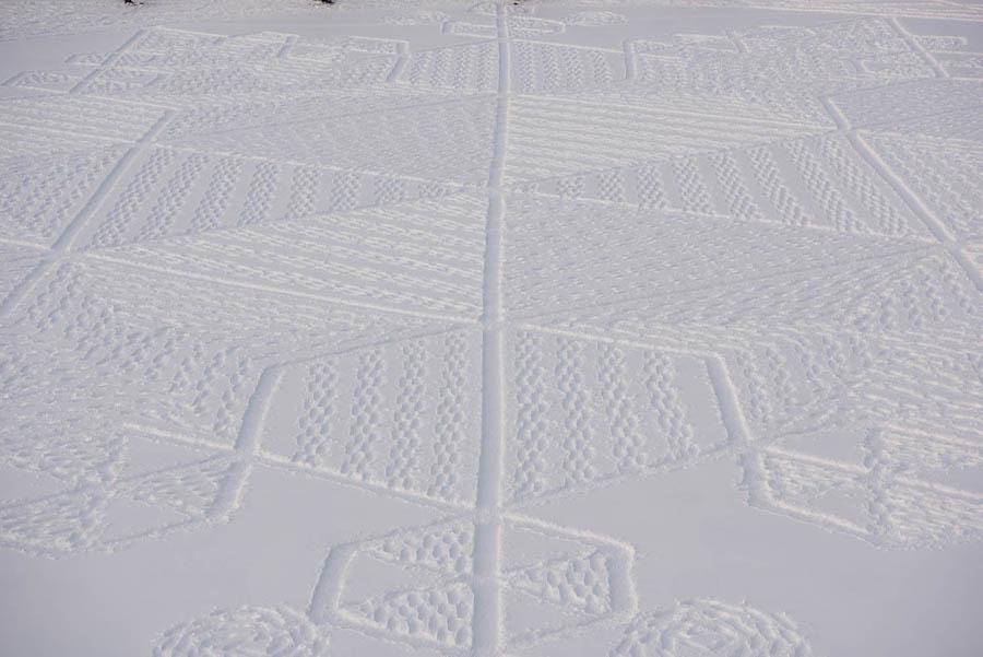 Its OK.(イッツオーケー) スノーアートとは snowart 3